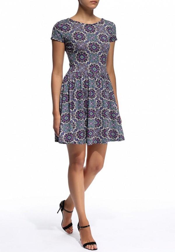 Платье-мини Amplebox 12772EC: изображение 3