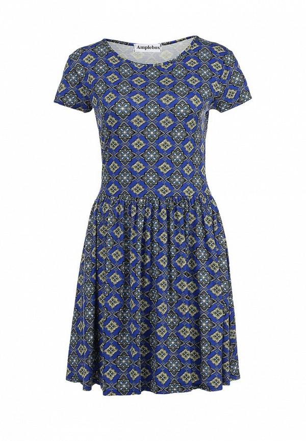 Платье-мини Amplebox 12772ED: изображение 1