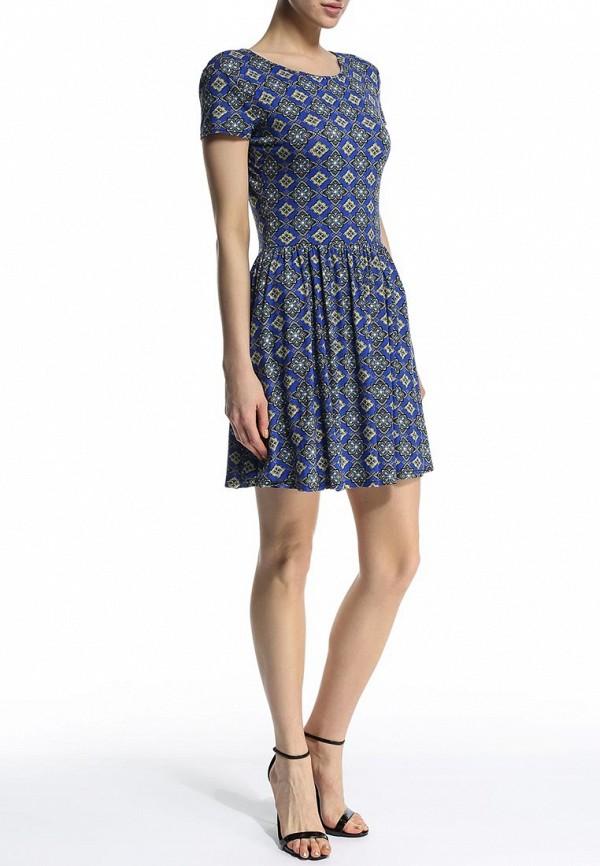 Платье-мини Amplebox 12772ED: изображение 3