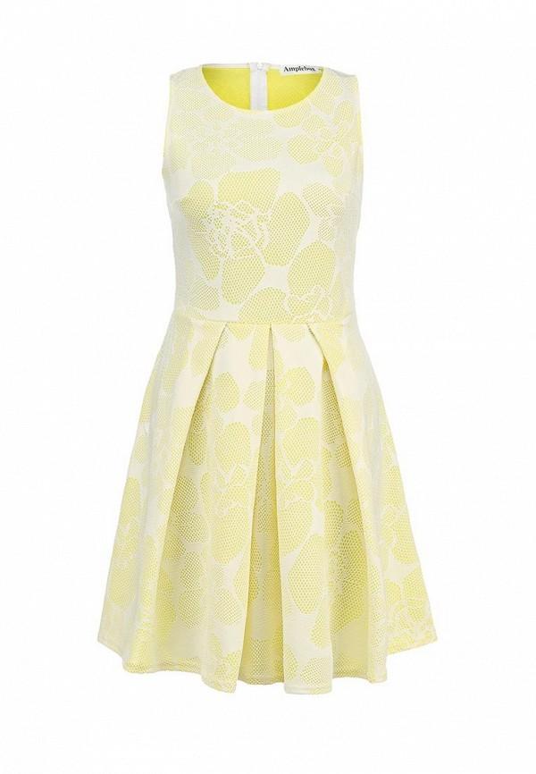 Платье-мини Amplebox 13328A: изображение 1