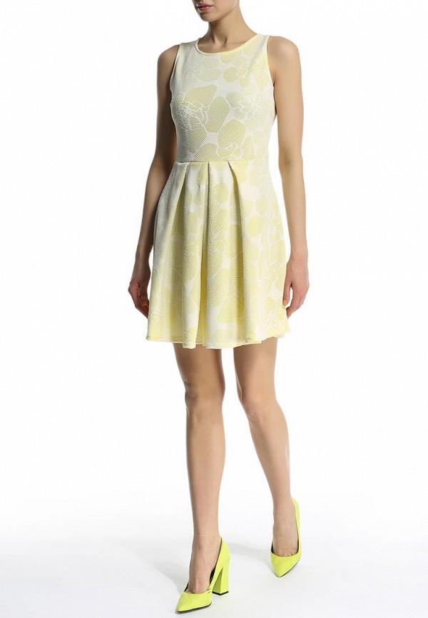 Платье-мини Amplebox 13328A: изображение 3