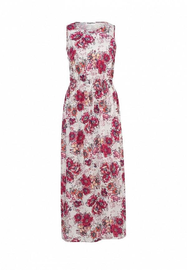 Платье-макси Amplebox 13599: изображение 1