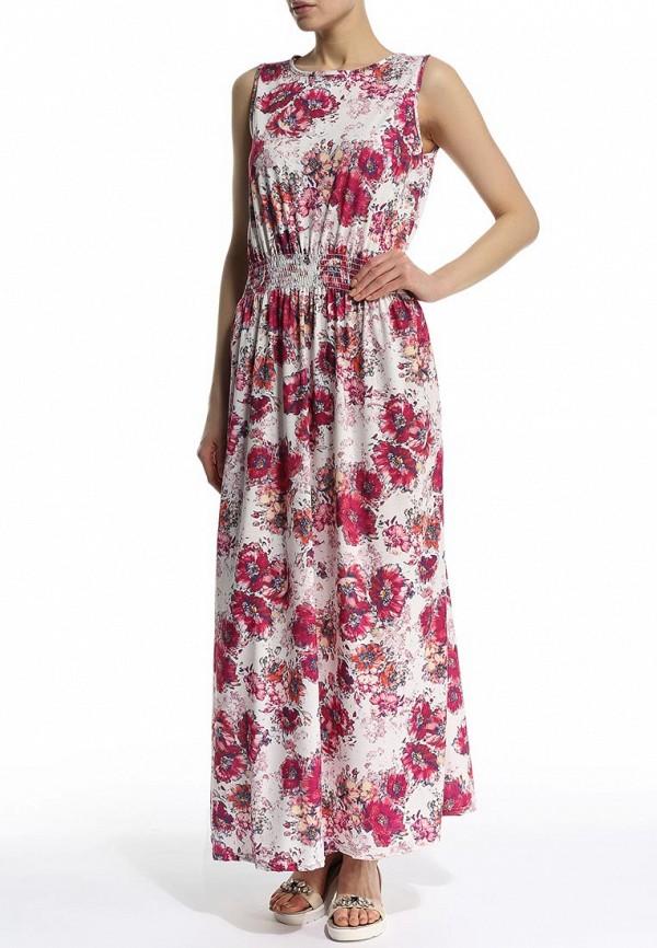 Платье-макси Amplebox 13599: изображение 3