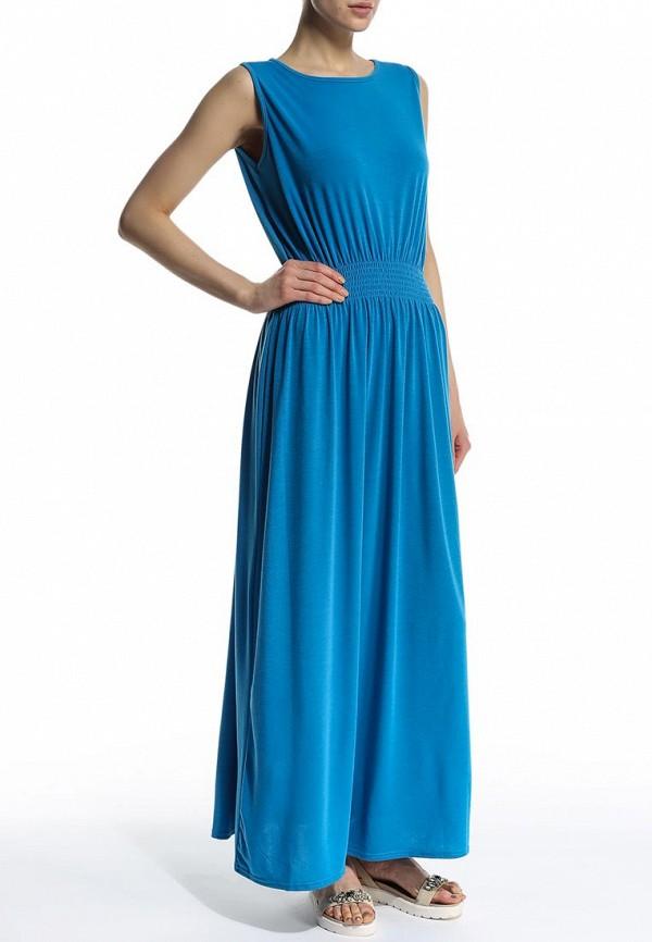 Платье-макси Amplebox 13599A: изображение 3