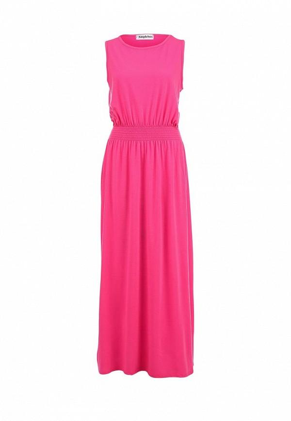 Платье-макси Amplebox 13599B: изображение 1