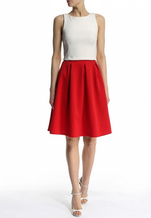 Широкая юбка Amplebox 13447AB: изображение 3