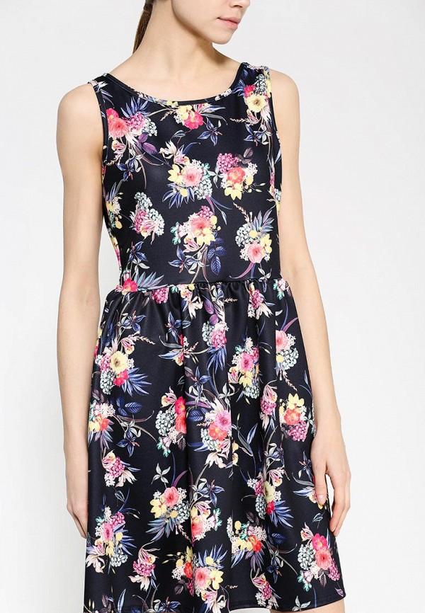 Платье-миди Amplebox 13669: изображение 2
