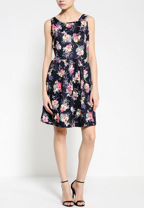 Платье-миди Amplebox 13669: изображение 3