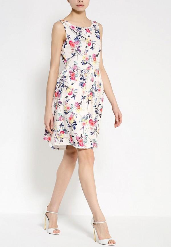 Платье-миди Amplebox 13669A: изображение 3