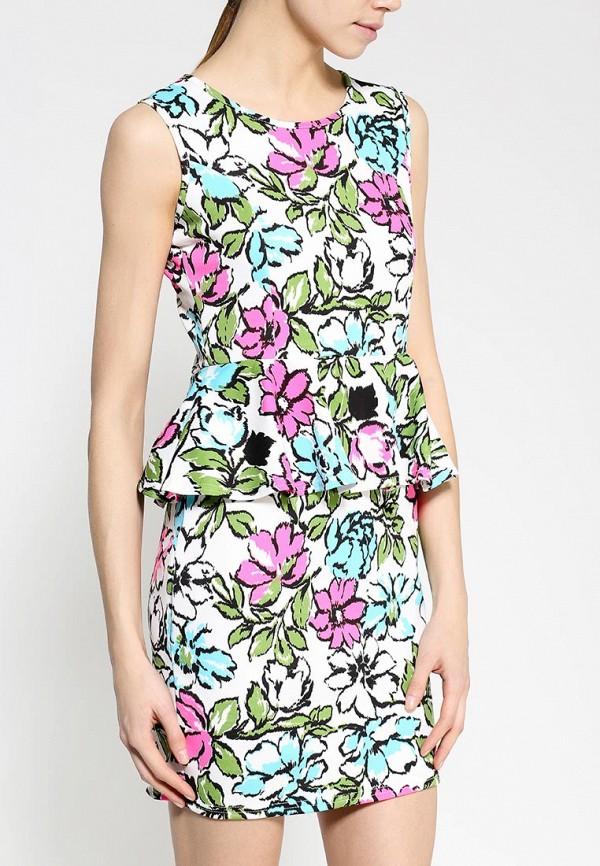 Платье-мини Amplebox 13665B: изображение 2