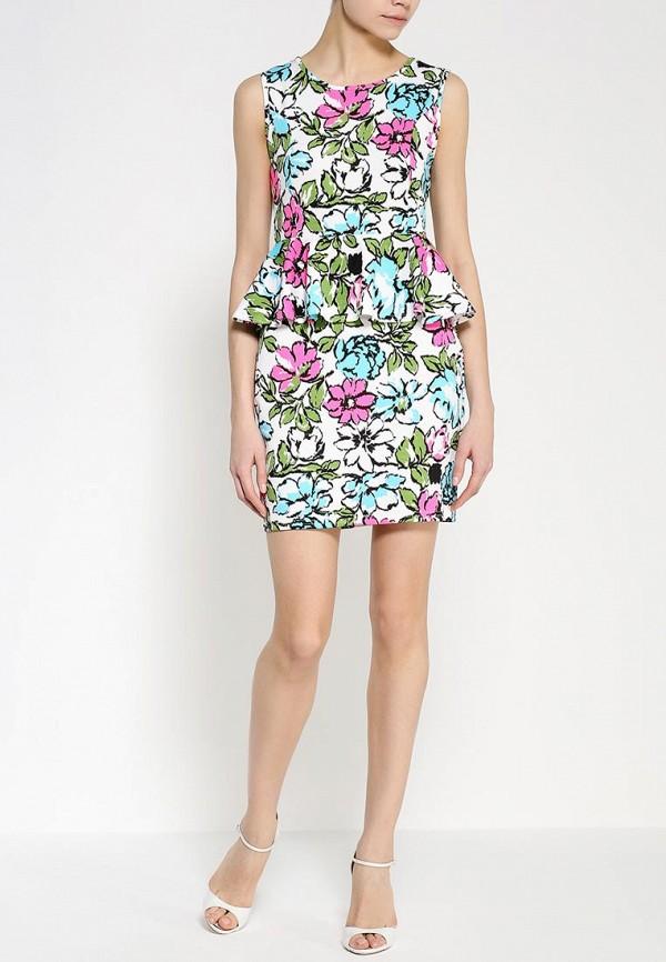 Платье-мини Amplebox 13665B: изображение 3