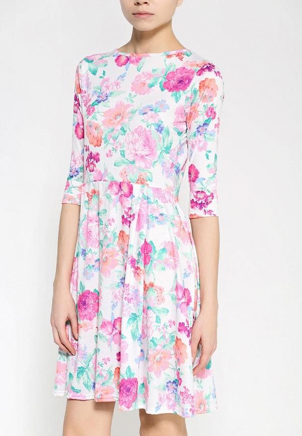 Деловое платье Amplebox 13668: изображение 2