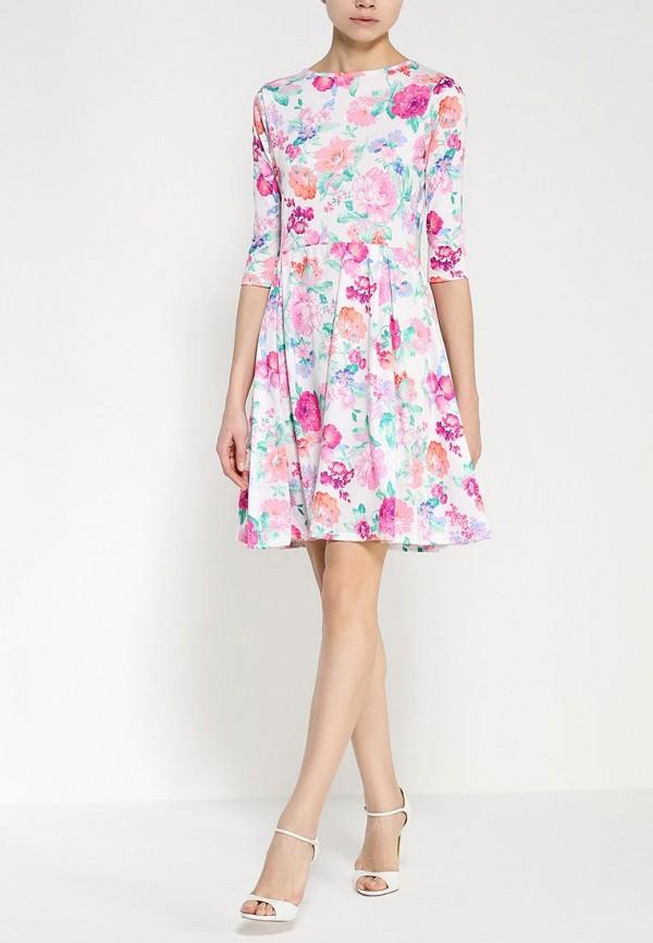 Деловое платье Amplebox 13668: изображение 3
