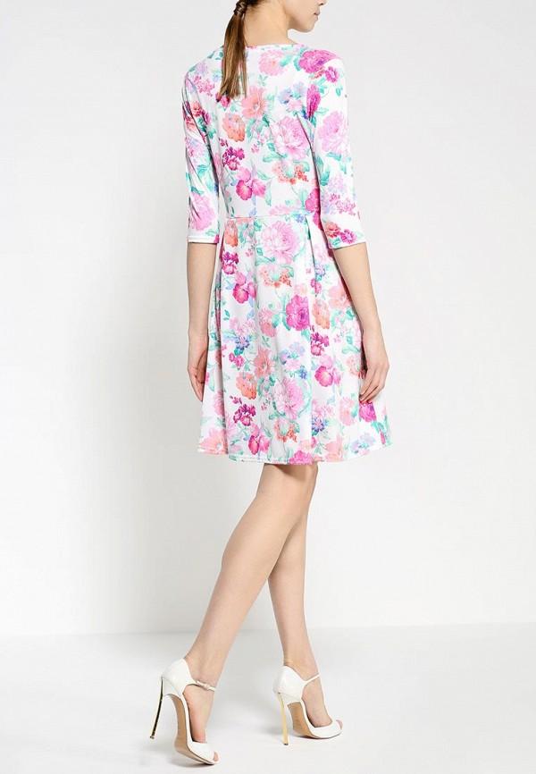 Деловое платье Amplebox 13668: изображение 4