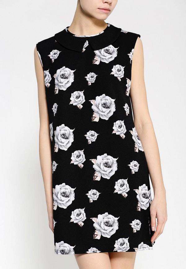 Платье-миди Amplebox 13622: изображение 2