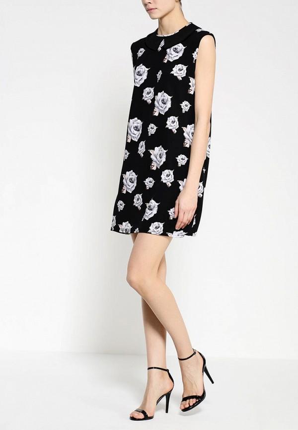 Платье-миди Amplebox 13622: изображение 3