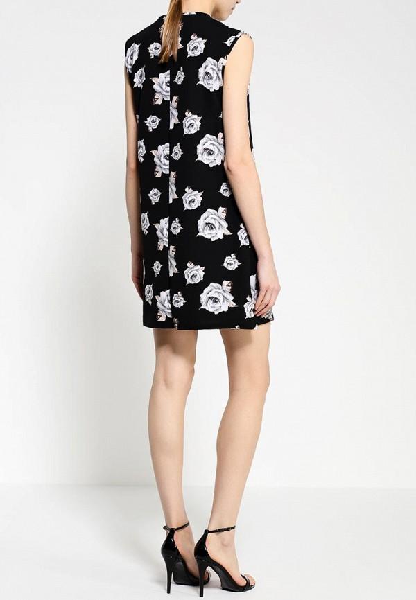 Платье-миди Amplebox 13622: изображение 4