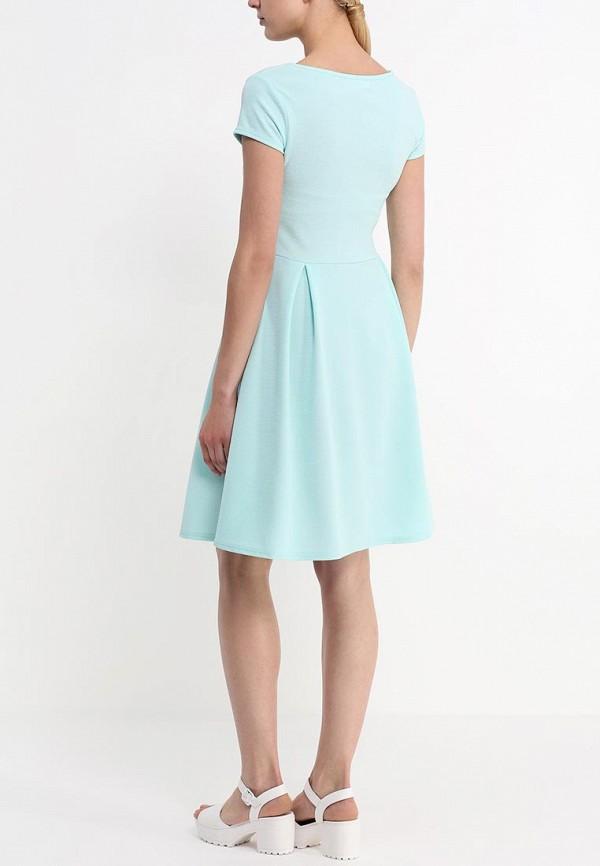 Платье-миди Amplebox 13667A: изображение 4