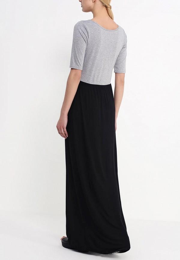Платье-макси Amplebox 13490: изображение 4