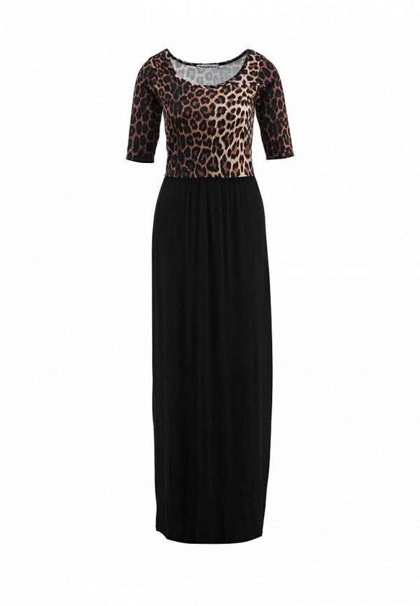 Платье-макси Amplebox 13490A: изображение 1