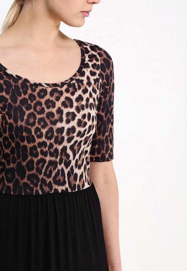 Платье-макси Amplebox 13490A: изображение 2