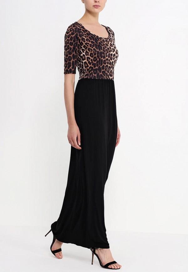 Платье-макси Amplebox 13490A: изображение 3