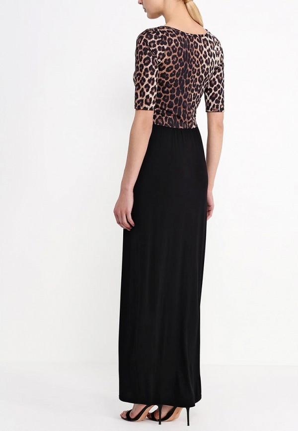 Платье-макси Amplebox 13490A: изображение 4