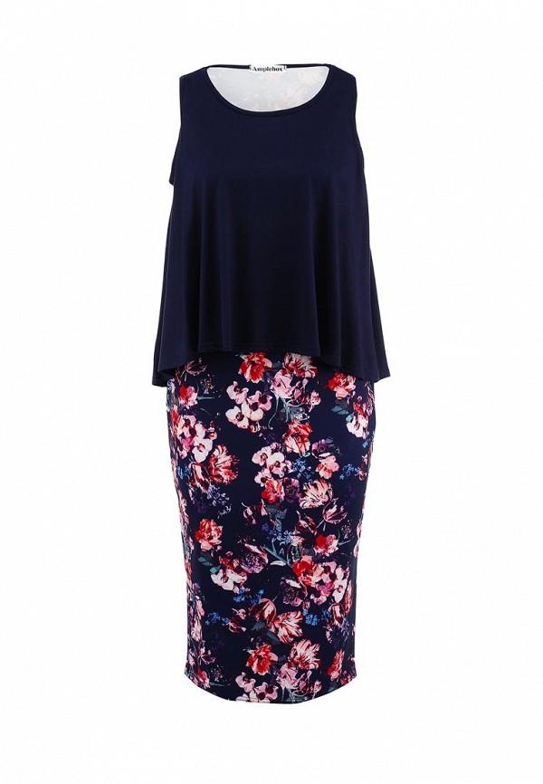 Платье Amplebox 13369: изображение 1
