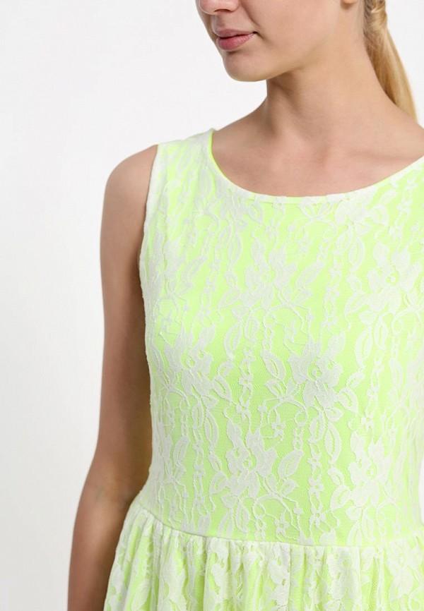 Платье-миди Amplebox 12772J: изображение 2