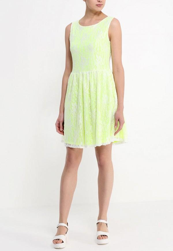 Платье-миди Amplebox 12772J: изображение 3