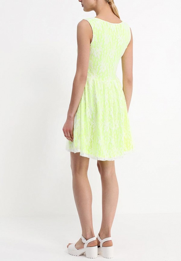 Платье-миди Amplebox 12772J: изображение 4
