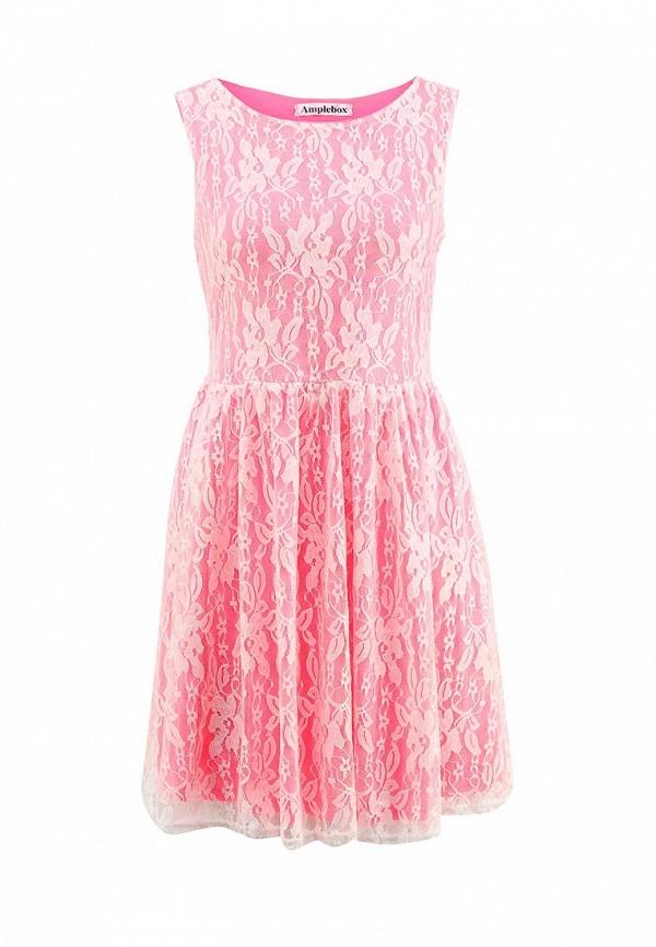 Платье Amplebox 12772JA: изображение 1