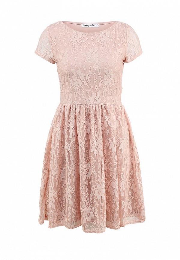 Платье Amplebox 12772K
