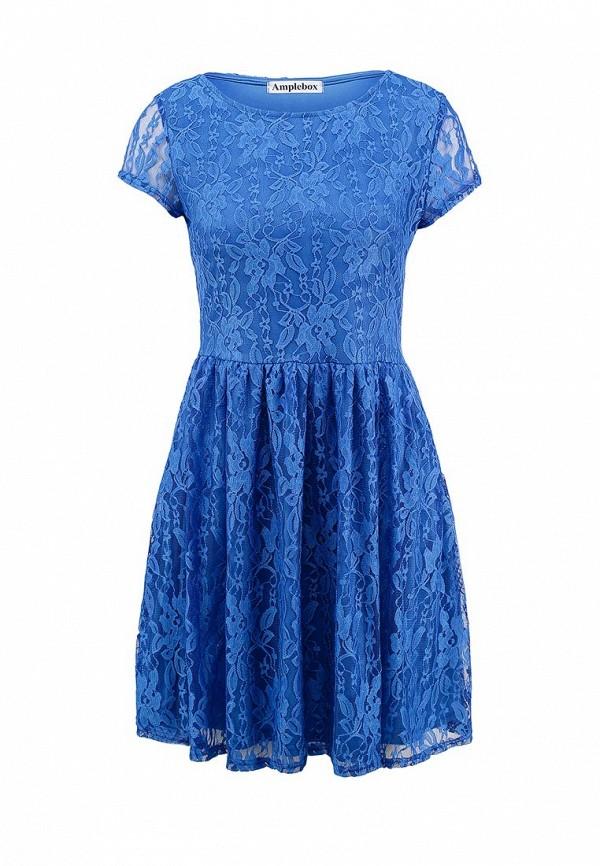 Платье Amplebox 12772KA