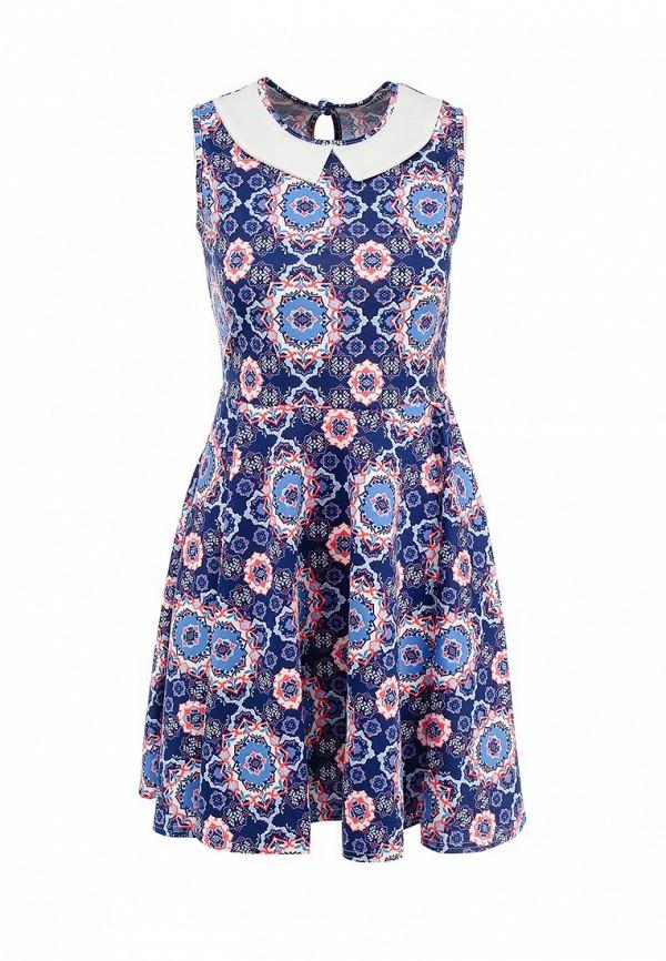 Платье-мини Amplebox 12239: изображение 1
