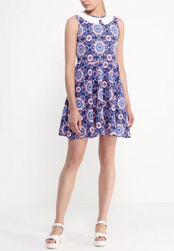 Платье-мини Amplebox 12239: изображение 3