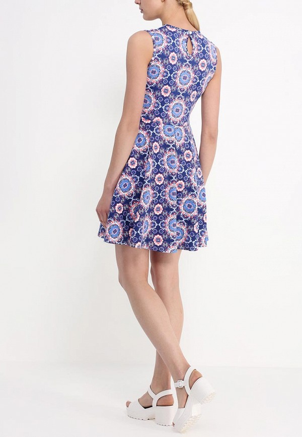 Платье-мини Amplebox 12239: изображение 4