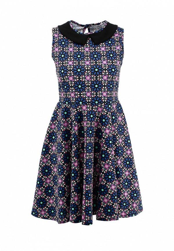 Платье-мини Amplebox 12239A: изображение 1