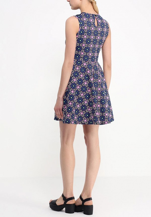 Платье-мини Amplebox 12239A: изображение 4