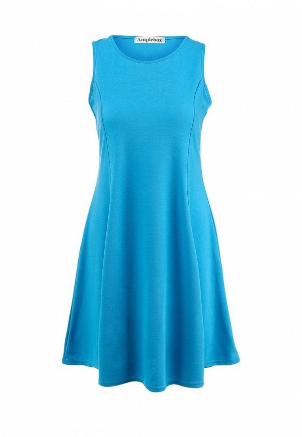 Платье Amplebox 13670A: изображение 1
