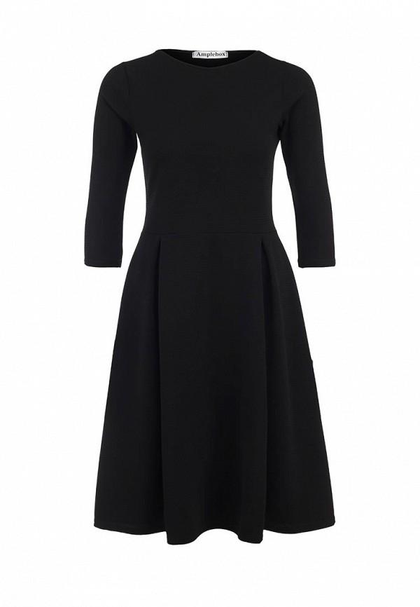Платье Amplebox 13668A1: изображение 1