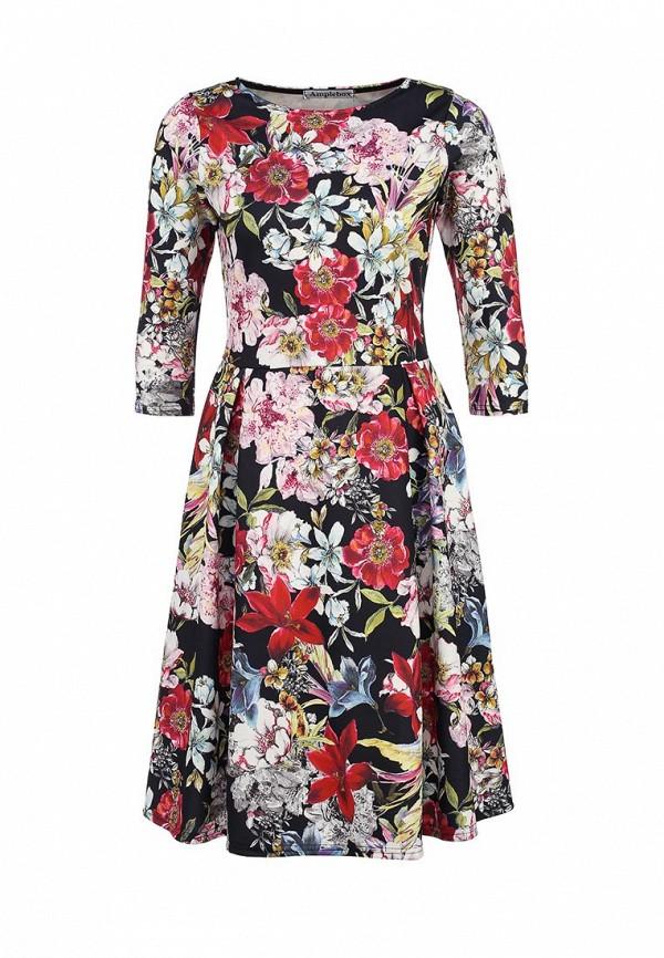 Платье Amplebox 13668A2: изображение 1