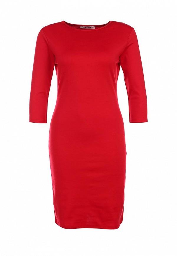 Платье Amplebox 13760: изображение 1