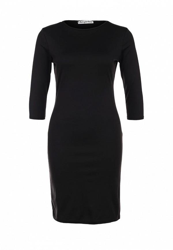 Платье Amplebox 13760A: изображение 1