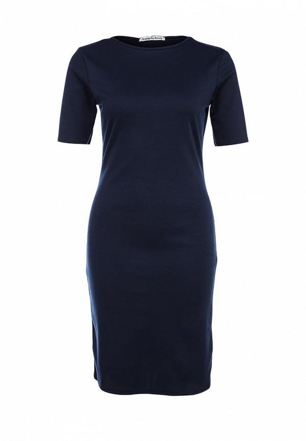 Платье-миди Amplebox 13516: изображение 9