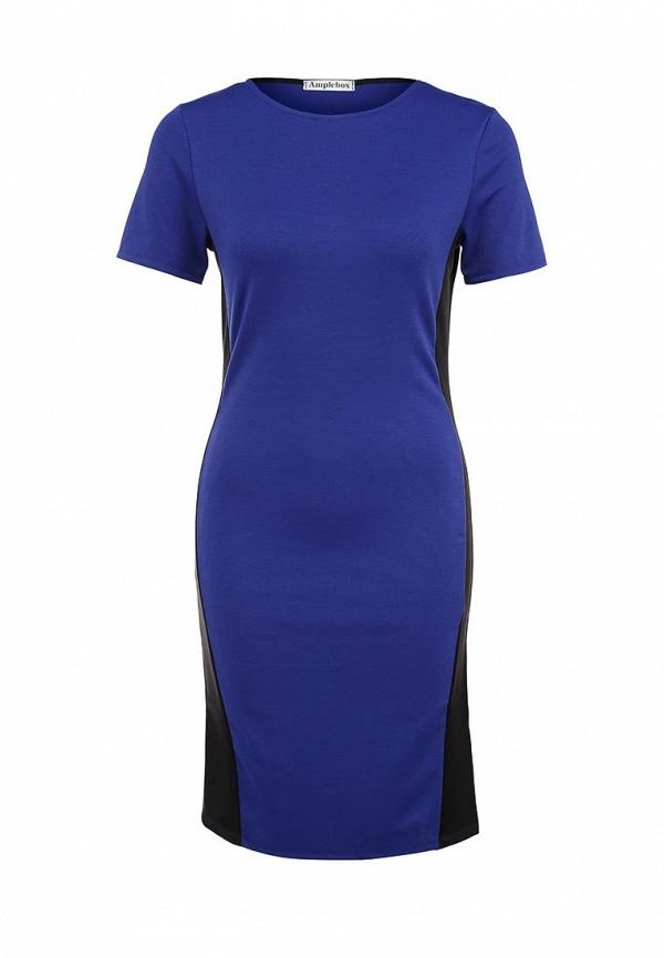 Платье Amplebox 13767: изображение 1