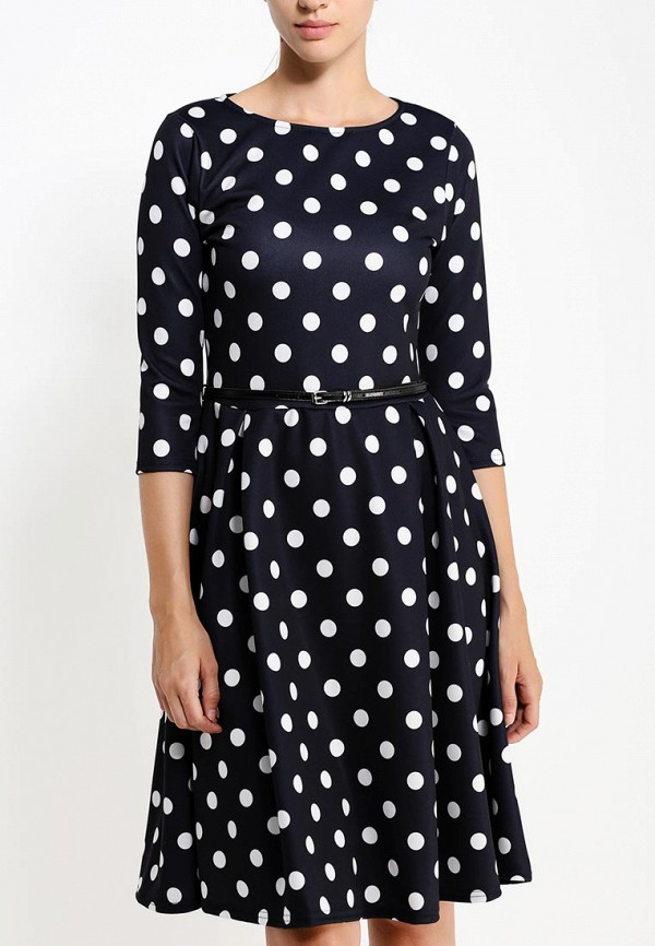 Платье Amplebox 13668B: изображение 2