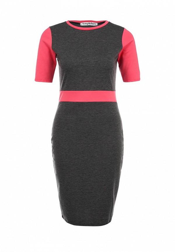 Платье Amplebox 13769: изображение 1