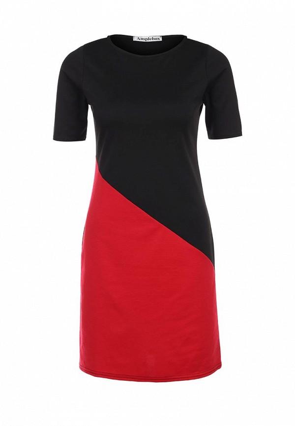 Платье Amplebox 13776: изображение 1