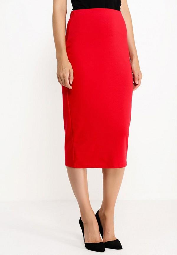 Прямая юбка Amplebox 12753A2: изображение 2